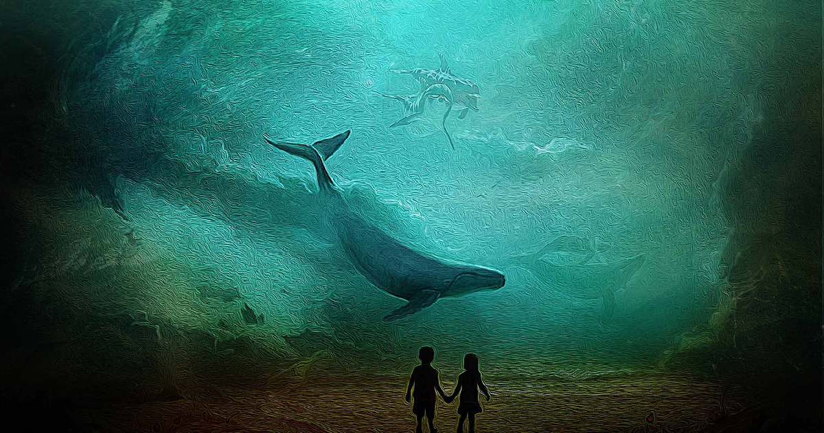 whales in lucid dreaming