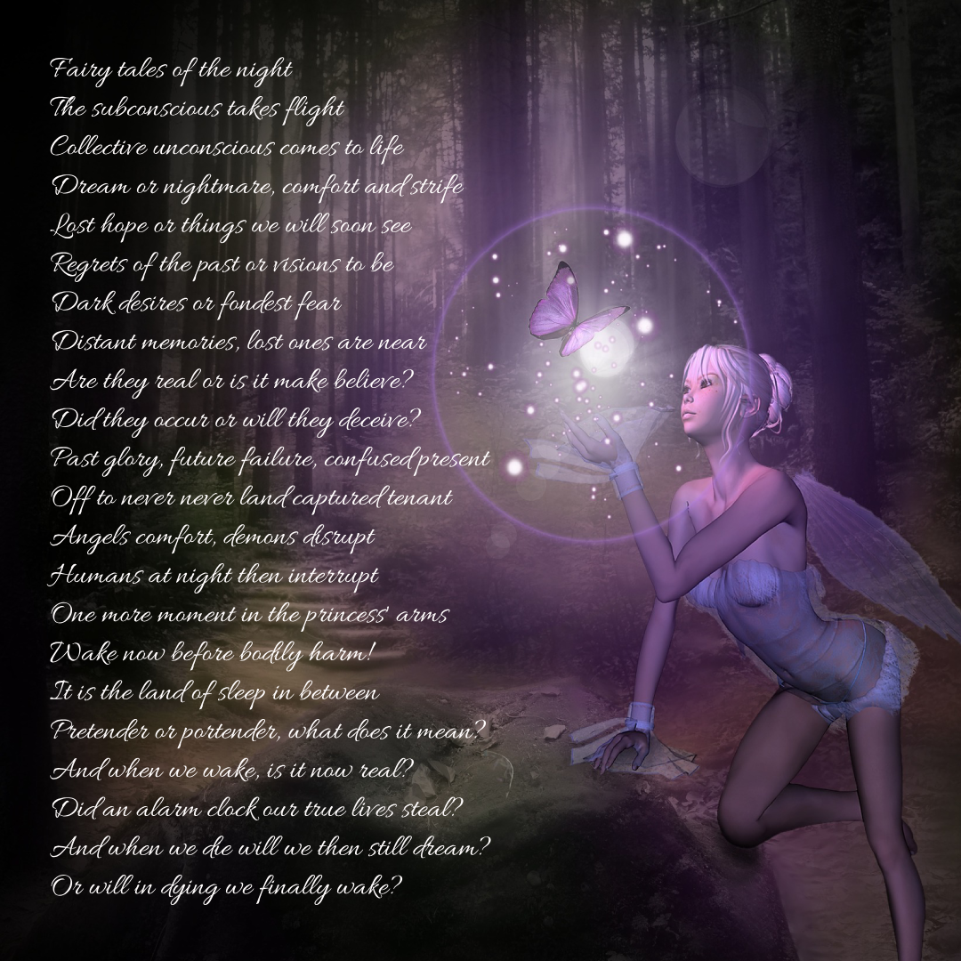 Fairy Tales of the Night By Cain Pence