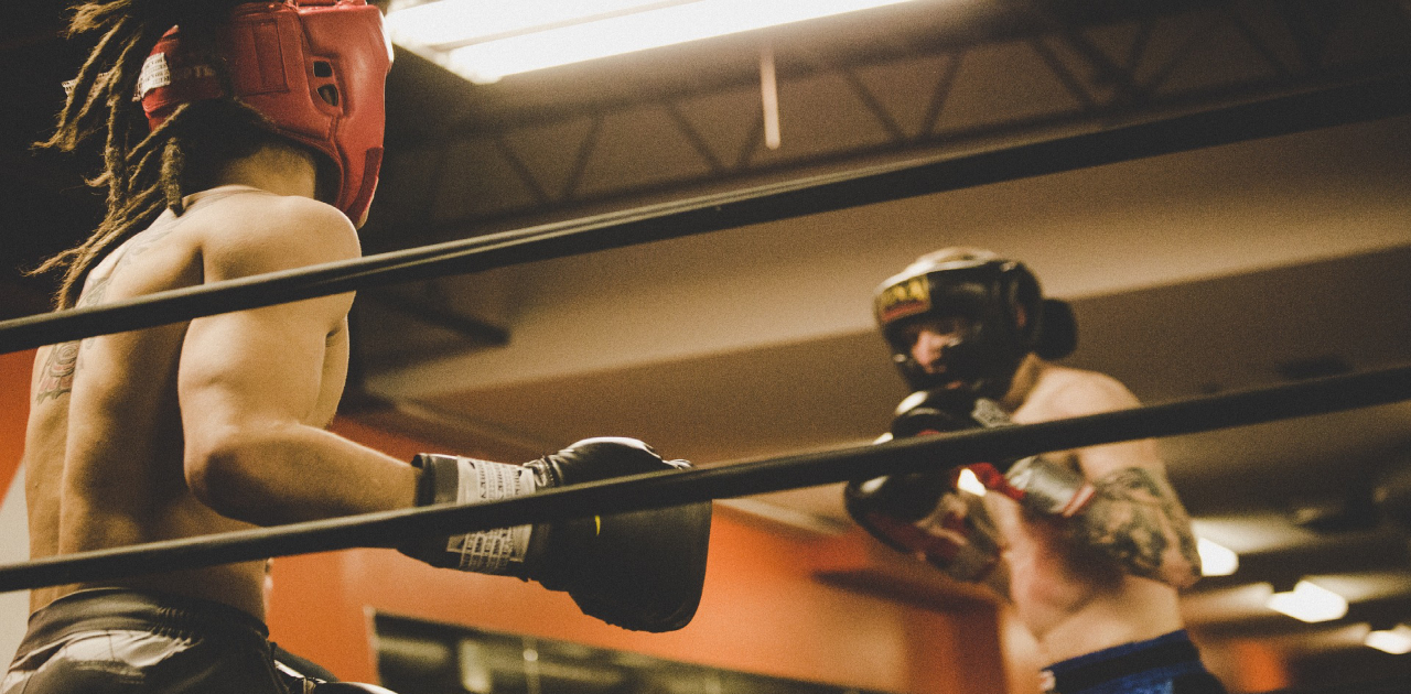 boxing in lucid dreaming