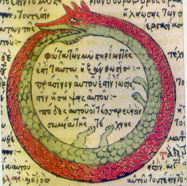 ouroboros in lucid dreaming