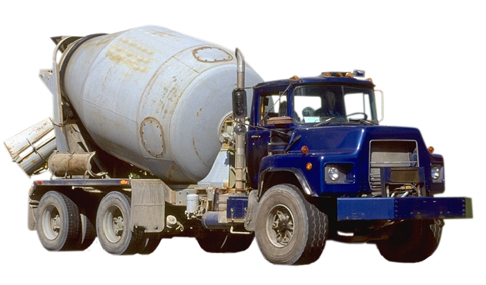 cement truck in lucid dreaming