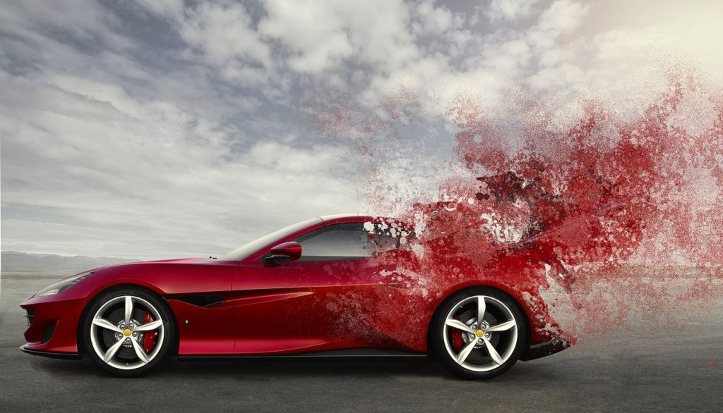 ferrari in lucid dreaming
