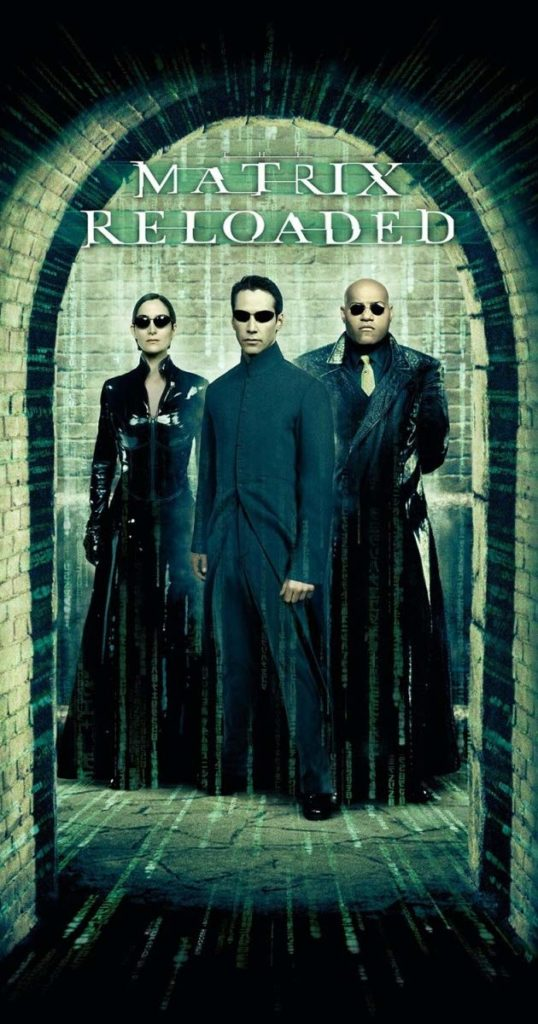 the matrix movie in lucid dreaming